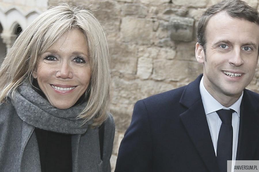 Żona Macrona – czyli o wyborach prezydenckich we Francji